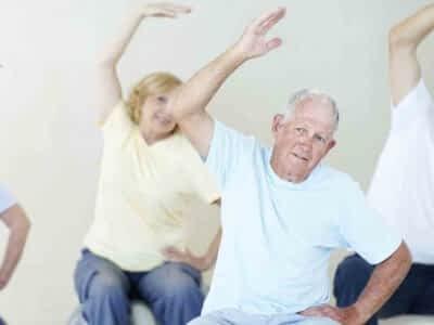 Ejercicio físico en personas con Alzheimer