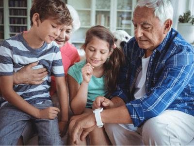 aparatos para adultos mayores