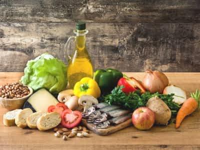 dieta equilibrada en mayores