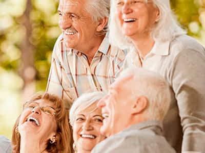 Hábitos de vida saludables en el adulto mayor
